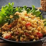 Couscous sale verdure
