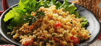 Couscous sale verdure