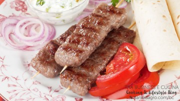 Involtini di carne