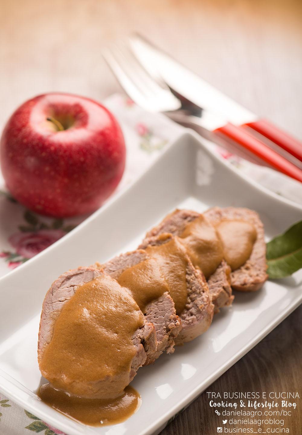 Lonza alle mele