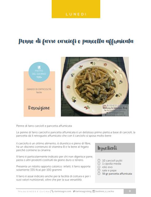 Menu-Settimanale-Maggio-Tra-Business-E-Cucina-Issue-2-May-2016-3