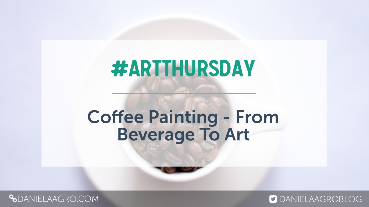 Coffee Painting - From Beverage To Art