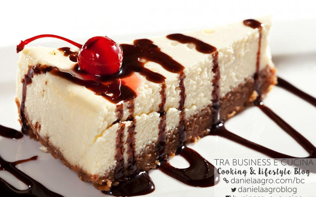 Cheesecake Panna Yogurt e Cioccolato
