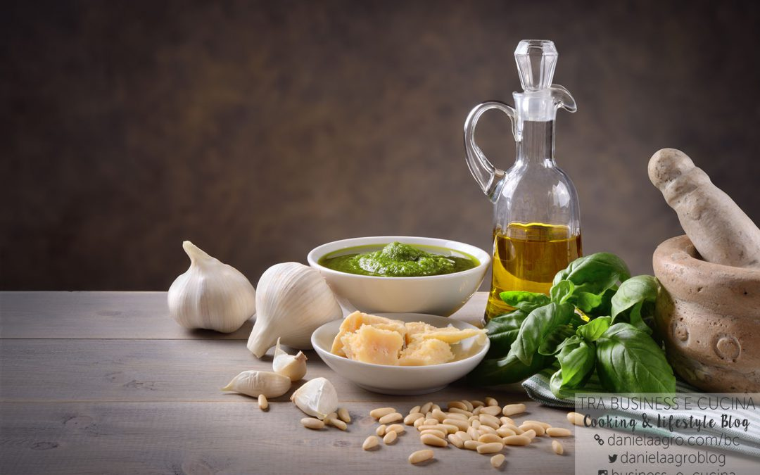 Pesto di Basilico