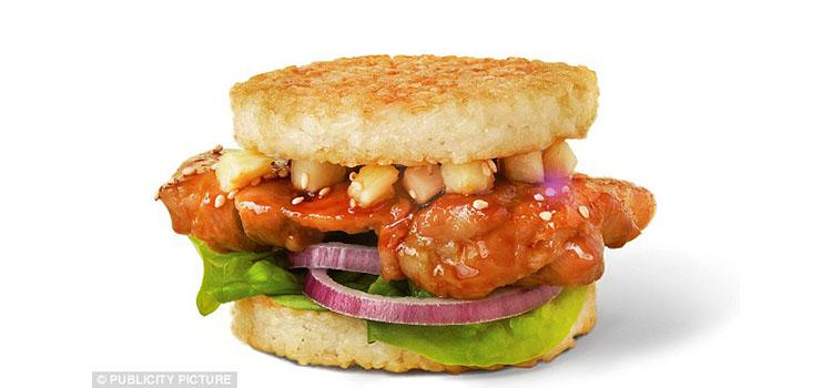 Hai mai provato il sushi burger?