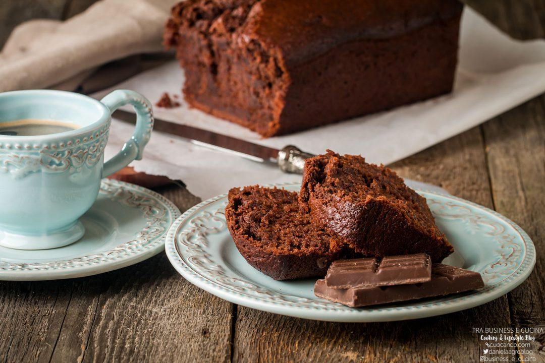 Plumcake al cioccolato senza zucchero